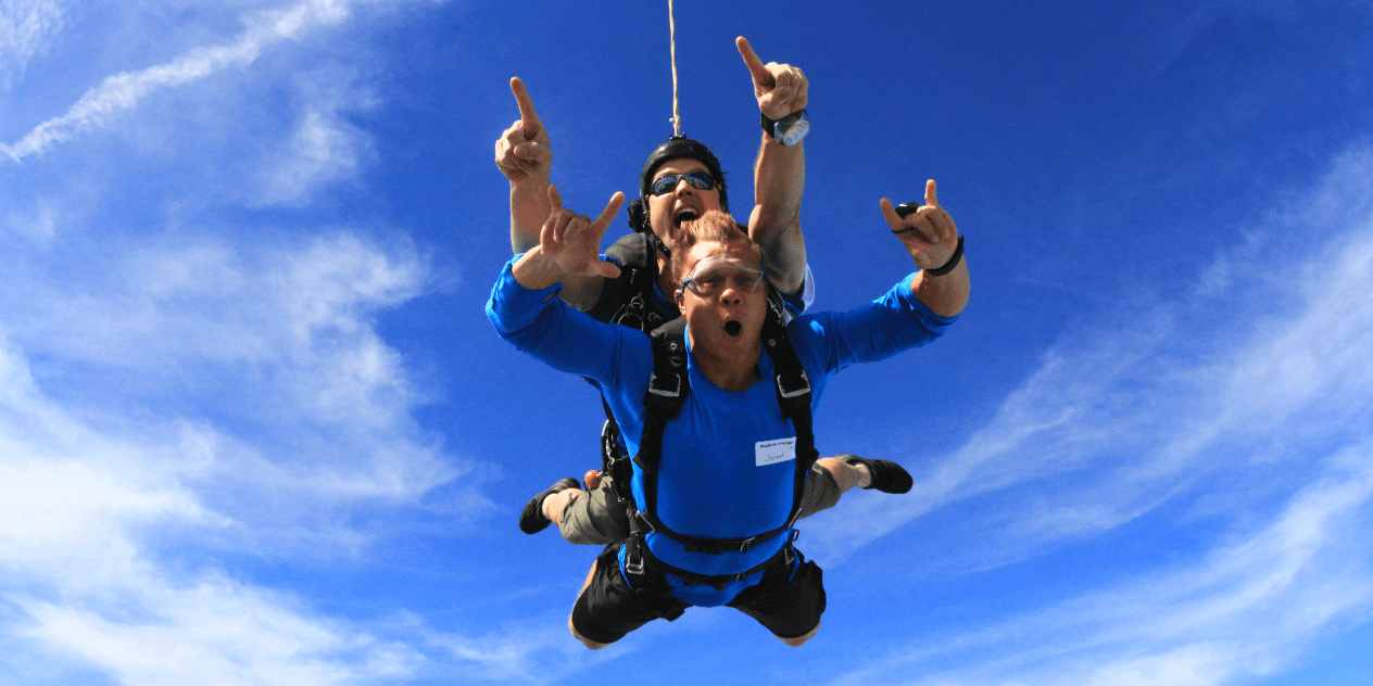 Tips For Your First Time Skydiving Experience | Skydive Chicago